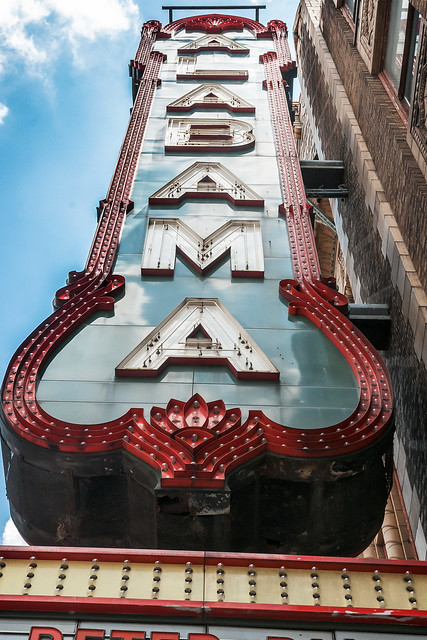 Alabama Theatre (1927), view 10, 1817 3rd Ave N, Birmingham, AL, USA