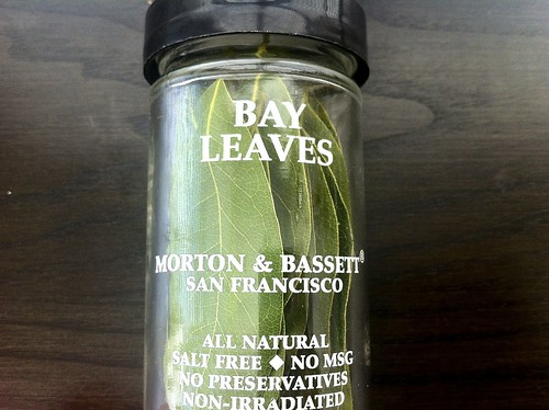 Morton and Bassett Bay Leaves