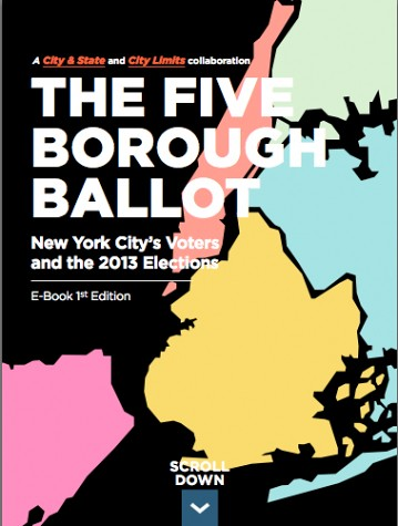 Five Borough Ballot e-book cover