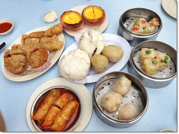 Dim Sum @ Chooi Yue, Ipoh Garden South