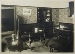 Mystery pub interior, 1920s?