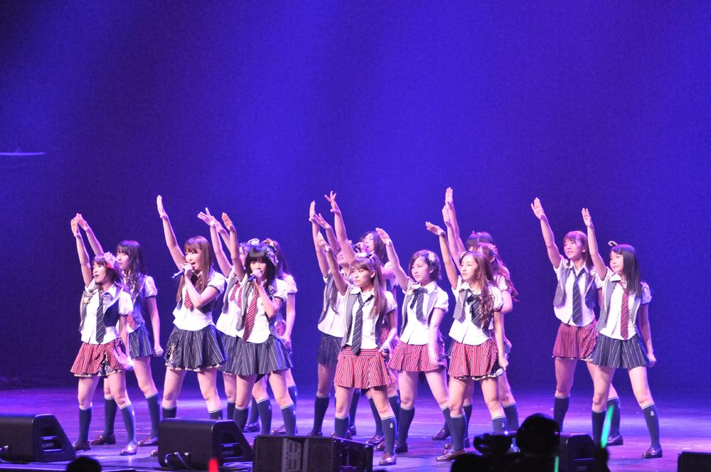 J!-ENT LIVE- AKB48