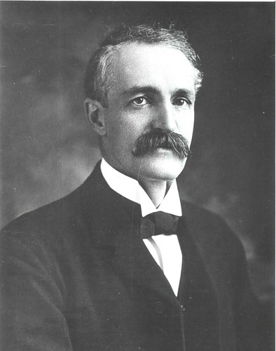 Gifford Pinchot, first chief of the US Forest Service and two-term governor of Pennsylvania. Credit:  US Forest Service, Grey Towers NHS