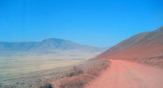 Auf dem Weg nach Serengeti