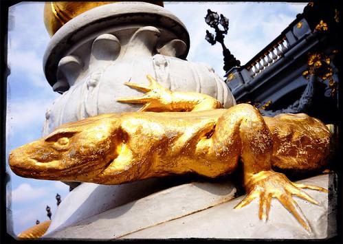 Reptilian Renegades by Paris Set Me Free