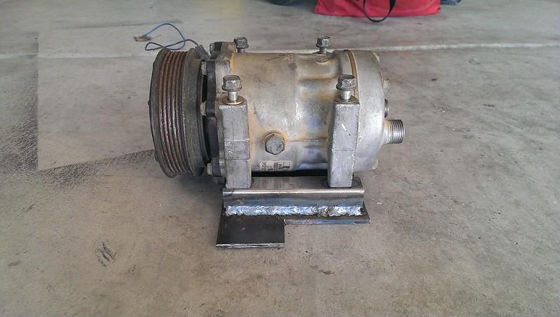 Double Sanden compressors! - NAXJA Forums -::- North
