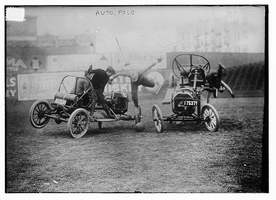 auto polo racing