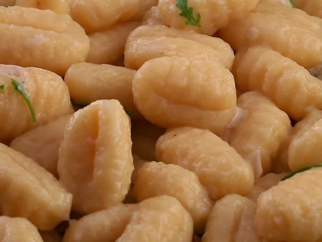 Gnocchi di Zucca Ricetta Dukan
