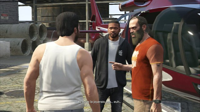 Grand Theft Auto V - Screenshot 4
