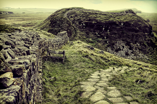 Hadrian's Wall Path... Epic!