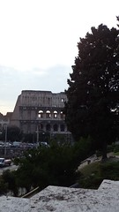 First Sighting of the Colosseum