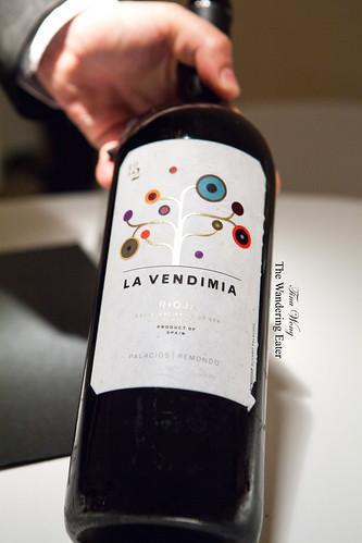 2012 Palacios Remondo Rioja, La Vendimia