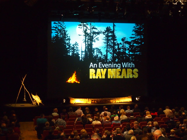 An Evening with Ray Mears