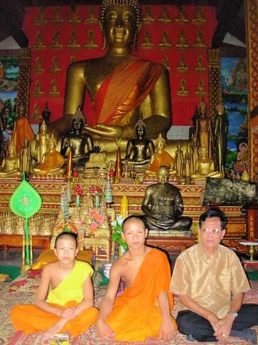 Luang Prabang-Wat Manorom (10)