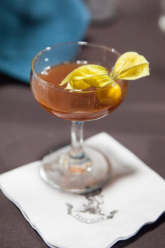 Pegu Club - Apple Jack Cobbler
