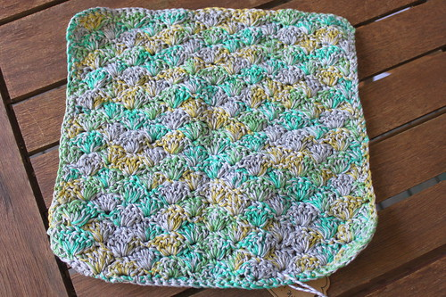 Dish cloth 1