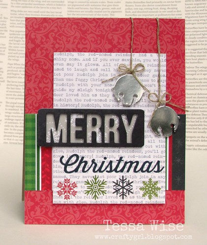 Merry Bells Card 1