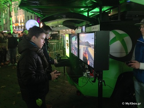 Xbox One Launch, London #XboxOneSquare