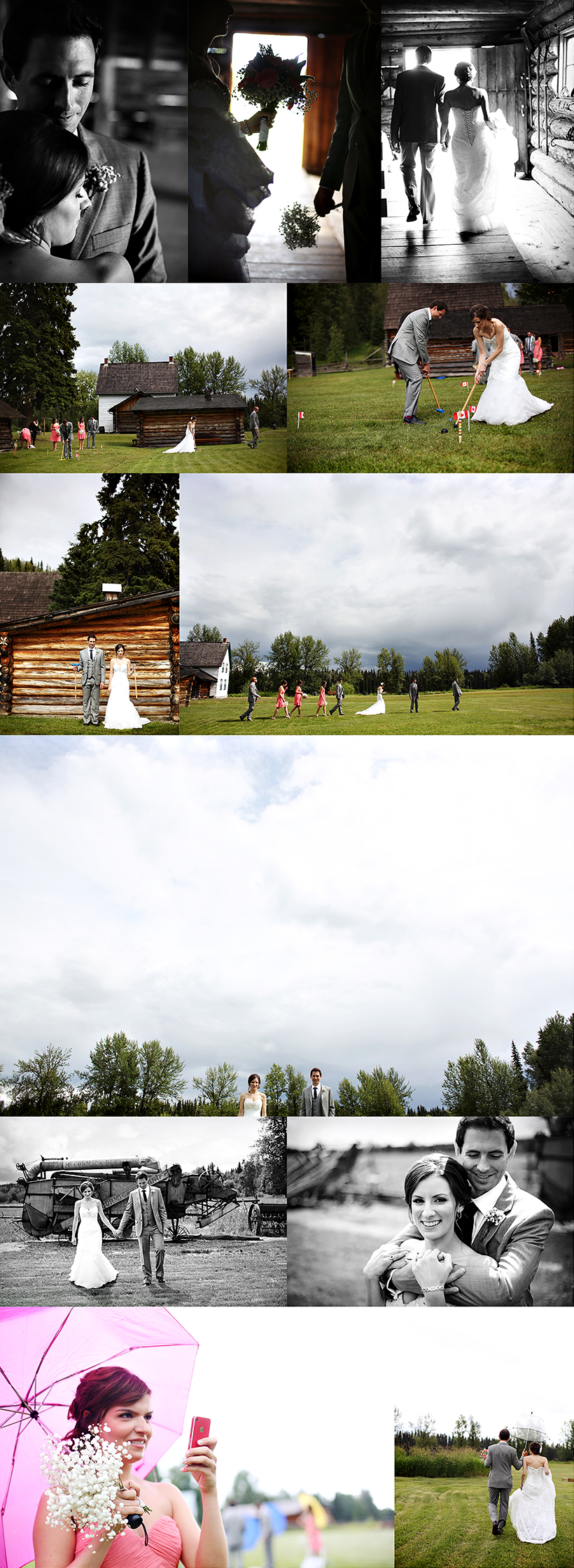 prince george wedding photographer