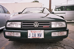 VW Corrado, 1993, VR6 from out front