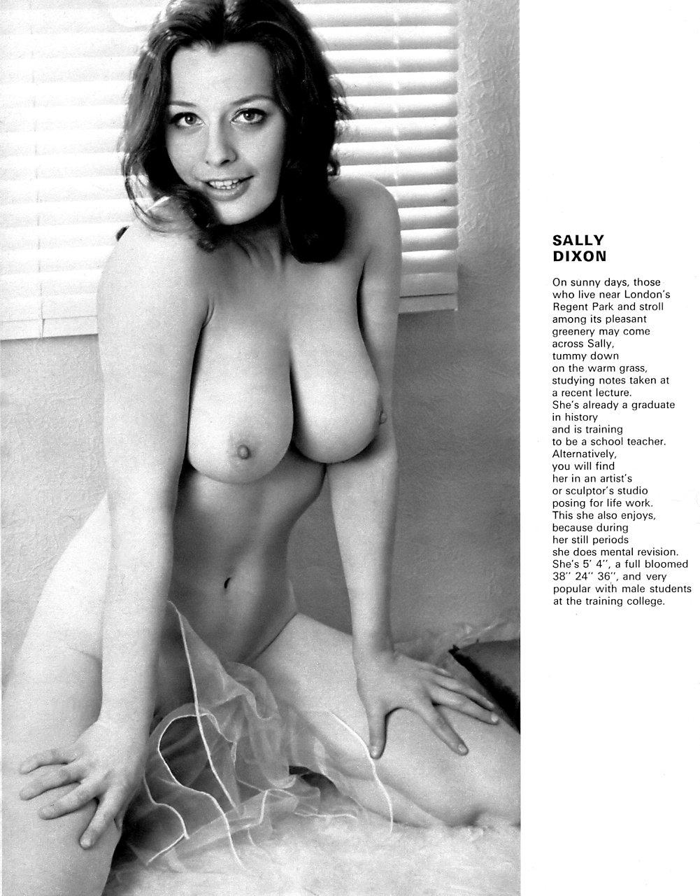 Nudist magazines vintage girls