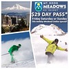 Mt Hood Meadows (@mthoodmeadows) has pretty sweet Thanksgiving weekend deal. More info on our site & also skihood.com || #pdxpipeline #mthood #mthoodoregon #mthoodmeadows #portland #portlandia #pdx #pdxfall