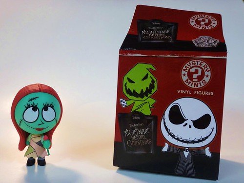 Funko Nightmare Before Christmas Mystery Mini