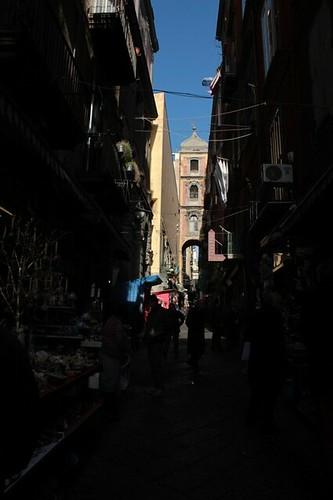 Via di San Gregorio Armeno