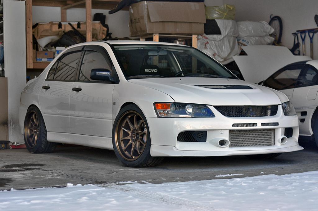 My Dual Purpose Evo 9 Rs Evolutionm Mitsubishi Lancer And Lancer Evolution Community
