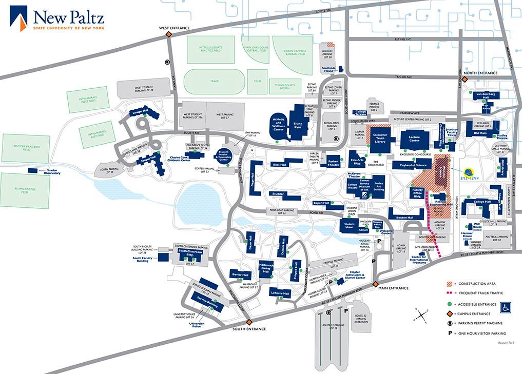 New Paltz, State University of New York