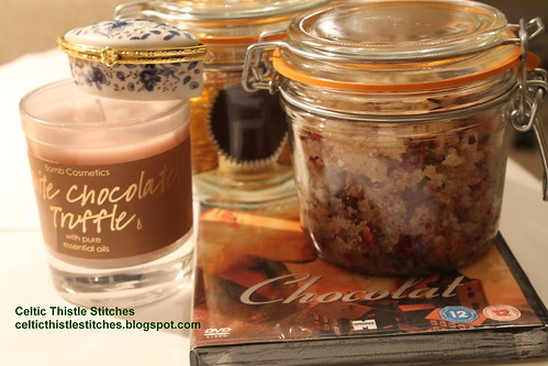 Chocolate Hamper Contents