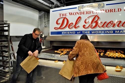 Del Buono's Bakery - Haddon Heights NJ Pick Your Own Bread