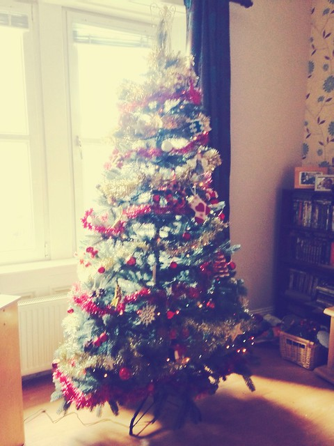 Our Christmas tree :)