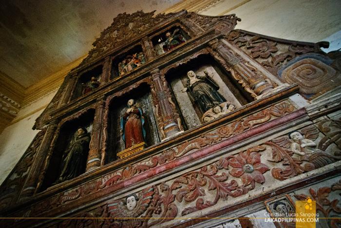 Panay's Santa Monica Church