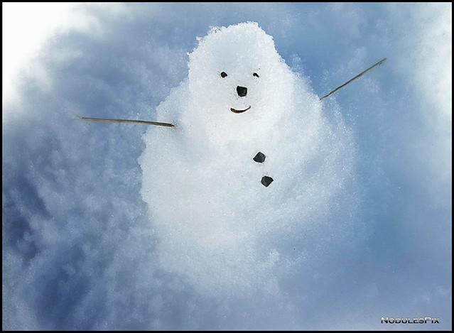De-frosty the Snowman