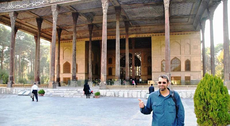 66 Palacio de Chehel Sotun o de las 40 columnas en Isfahan (32)