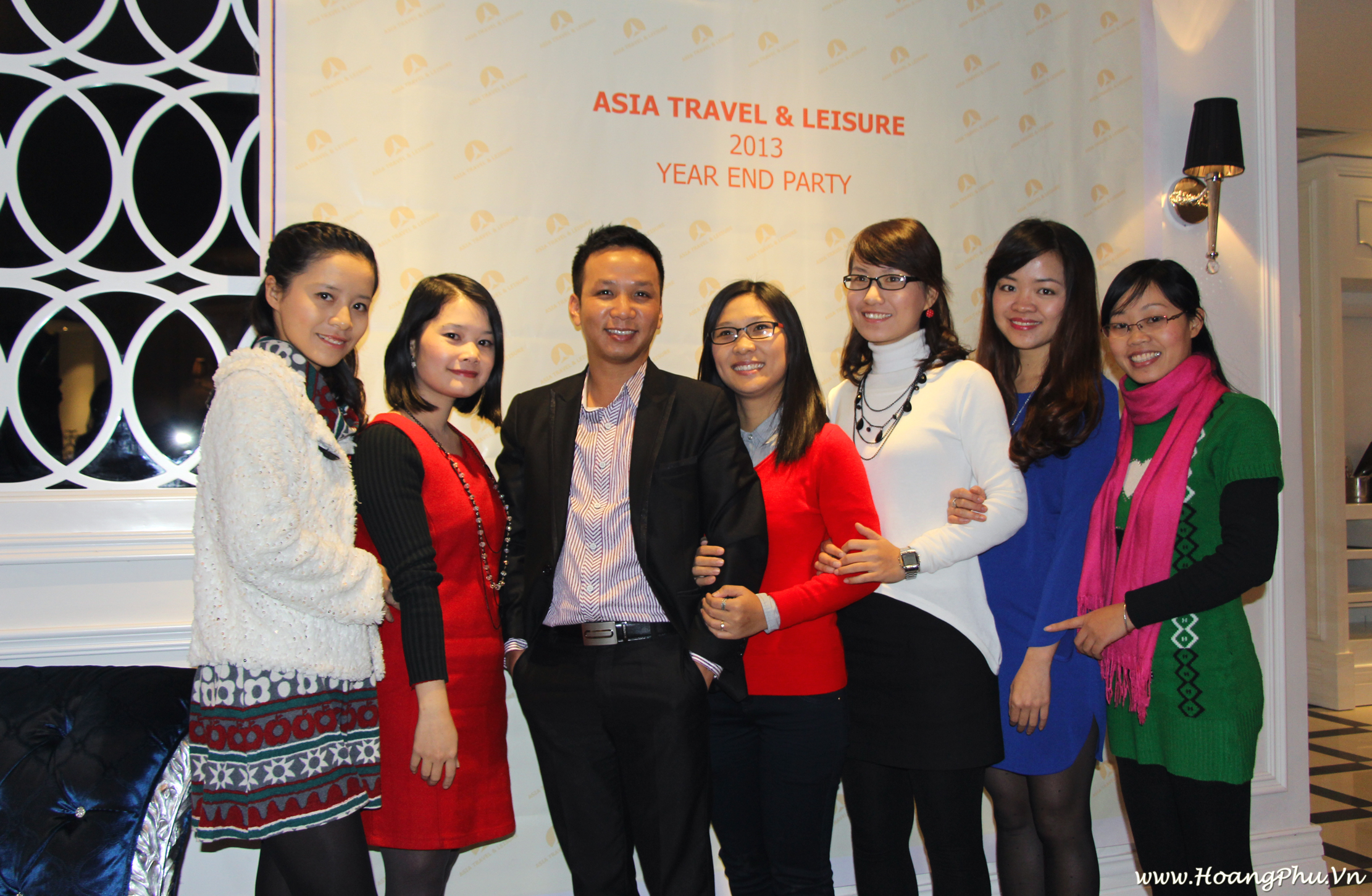 Asia Travel & Leisure's Year End Party 2013