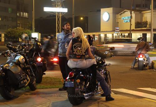 Harley davidson -Perú