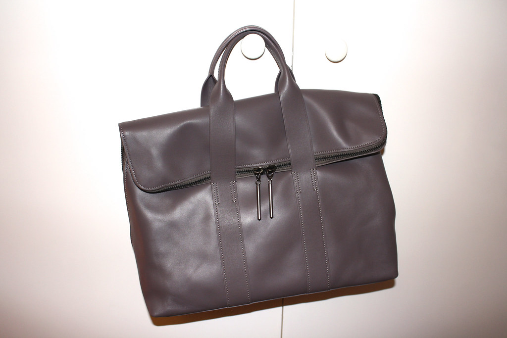 3.1 phillip lim 31 hour bag smoke