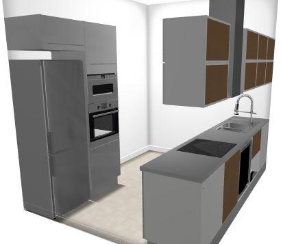 Forum Arredamento.it • Creare cucina con aspetto industriale con ...