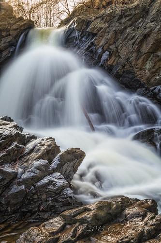 longexposure virginia waterfall unitedstates harpersferry purcellville
