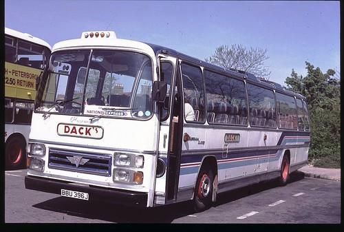 Looking back... Dack/Rosemary Coaches (part 1 of 3) (c) Philip Slynn