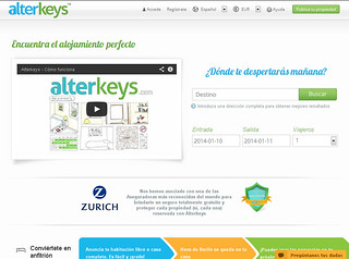 Web de Alterkeys.