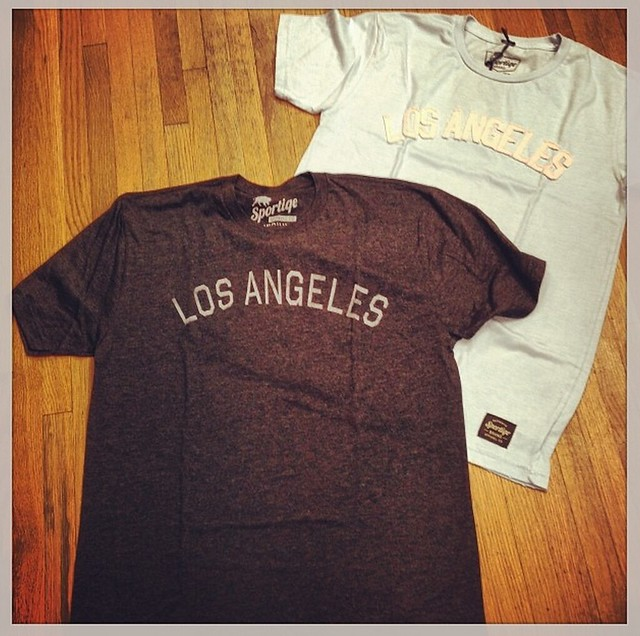 Sportiqe Los Angeles Metro T-Shirts