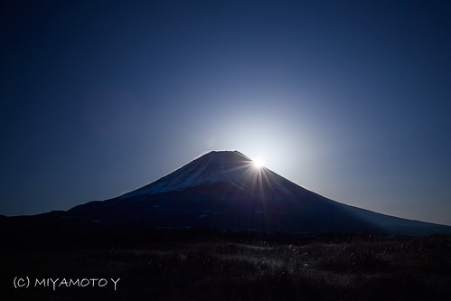 winter sky mountain lake heritage water japan sunrise fujisan mtfuji 2014