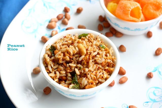 Peanut rice 3