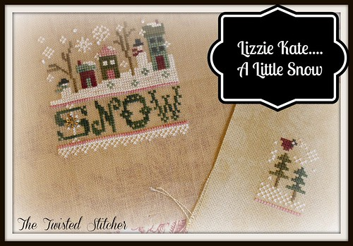 Lizzie Kate A Little Snow Main Pattern and Bonus