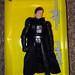 Darth Vader knockoff Star Wars doll figure no helmet David Prowse maybe