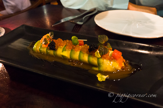 Catalunya, Singapore-AVOCADO ROLL