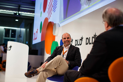 "DLD*14 conference Munich -  ""Content and Context""  - Germany  Jan2014 ©flohagena.com/DLD*14"